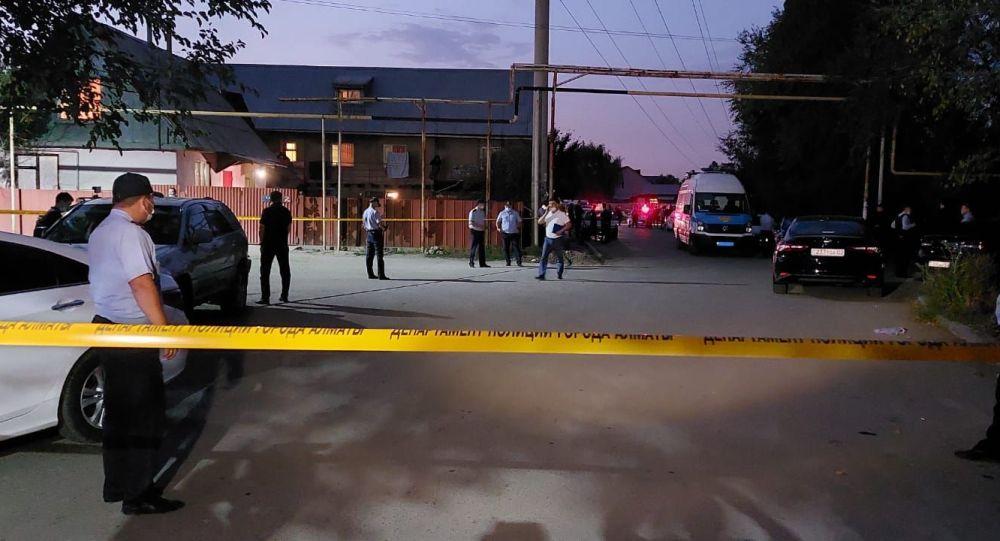 Алматы тұрғыны 5 адамды атып тастады