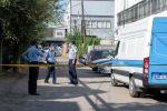 Алматинец расстрелял пять человек, в том числе двух полицейских и судисполнителя. Фото с места событий