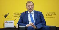 Руководитель Русского дома в Нур-Султане Алексей Коропченко