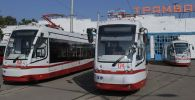 Трамваи в Павлодаре