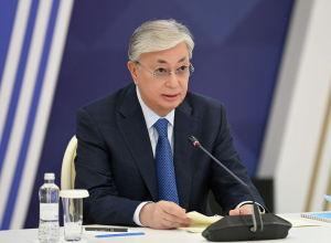 Рабочий визит Касым-Жомарта Токаева в Актау