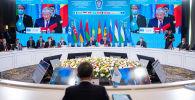 Заседание координационного совета генеральных прокуроров государств-участников СНГ
