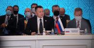 Генпрокурор России впервые прибыл в Казахстан