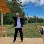 Свой отпуск Касым-Жомарт Токаев проводит на Бухтарминском водохранилище