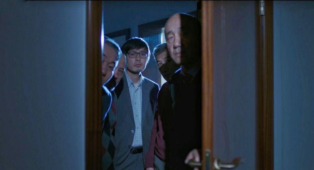 Кадр из фильма Акын
