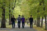 Осень в Алматы