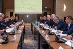 Роман Скляр и Марат Хуснуллин обсудили вопросы двустороннего сотрудничества между Казахстаном и Россией