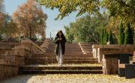 Осень, Алматы