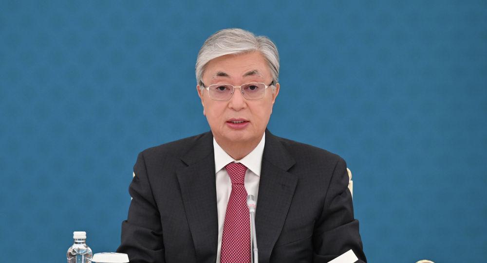 Президент Қасым-Жомарт Тоқаев