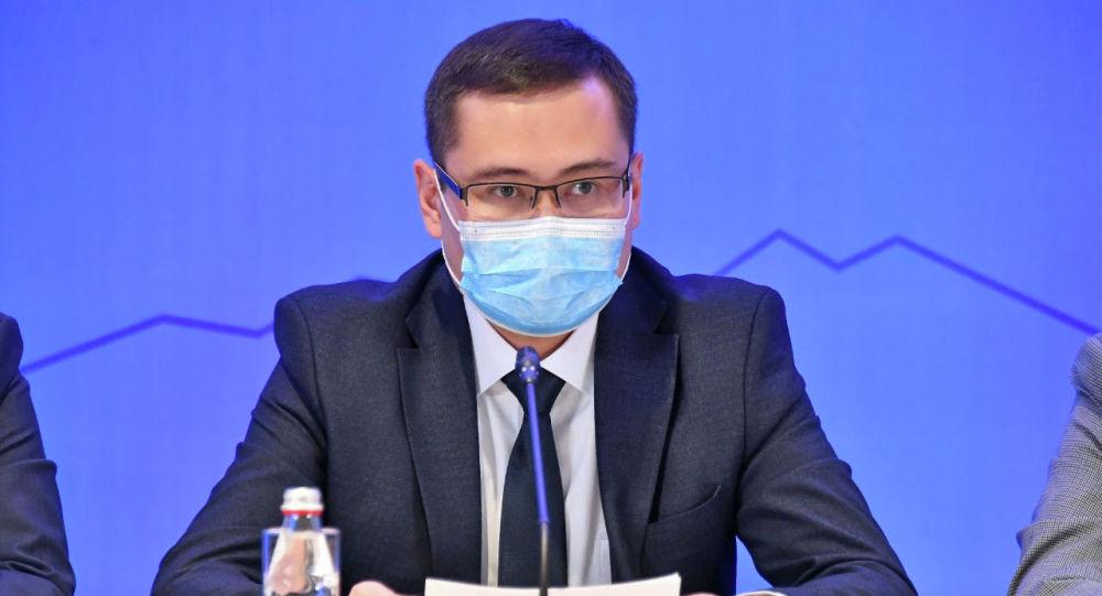 И.о. гендиректора Научно-практического центра психического здоровья Куаныш Алтынбеков