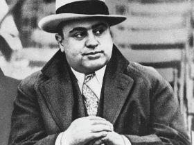 Чикаго гангестері Аль Капоне