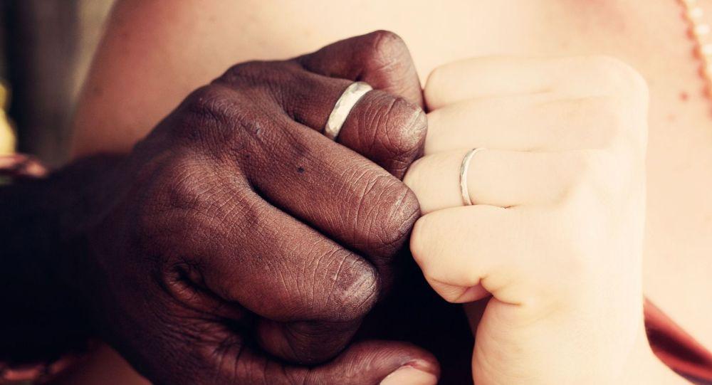 Межрасовый брак