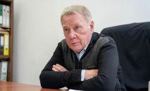 Кандидат физико-математических наук, заведующий отделом Института ядерной физики Сергей Кислицын