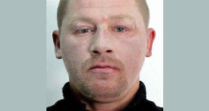 Паленис Александр Владимирович, сбежавший из психиатрической клиники в Акмолинской области