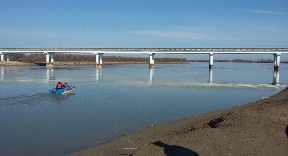 Река Сырдарья. Архивное фото