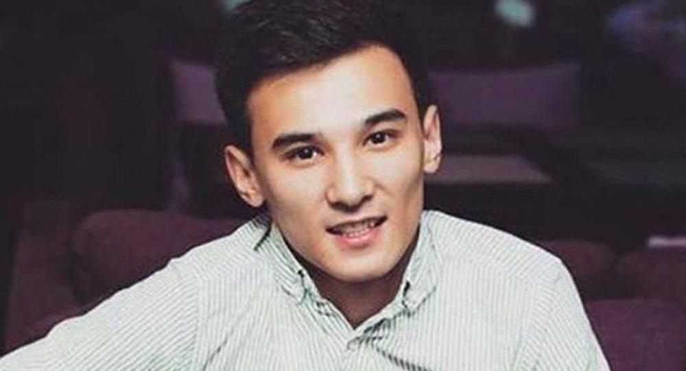 Пропавший в Астане Бахтияр Жамангараев