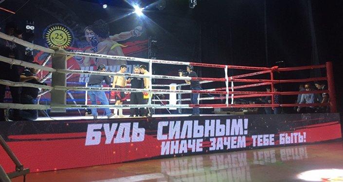 Третий Кубок Казахстана по ММА