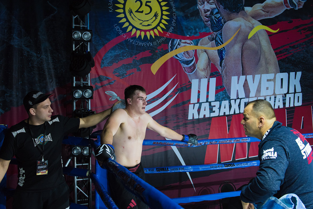 Третий Кубок ММА в Казахстане