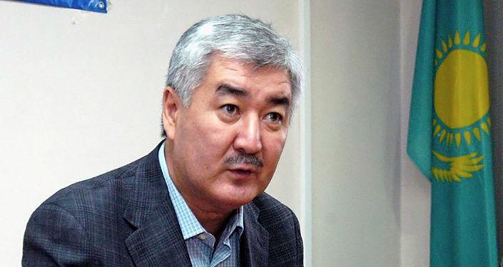 Кандидат в президенты Казахстана Амиржан Косанов