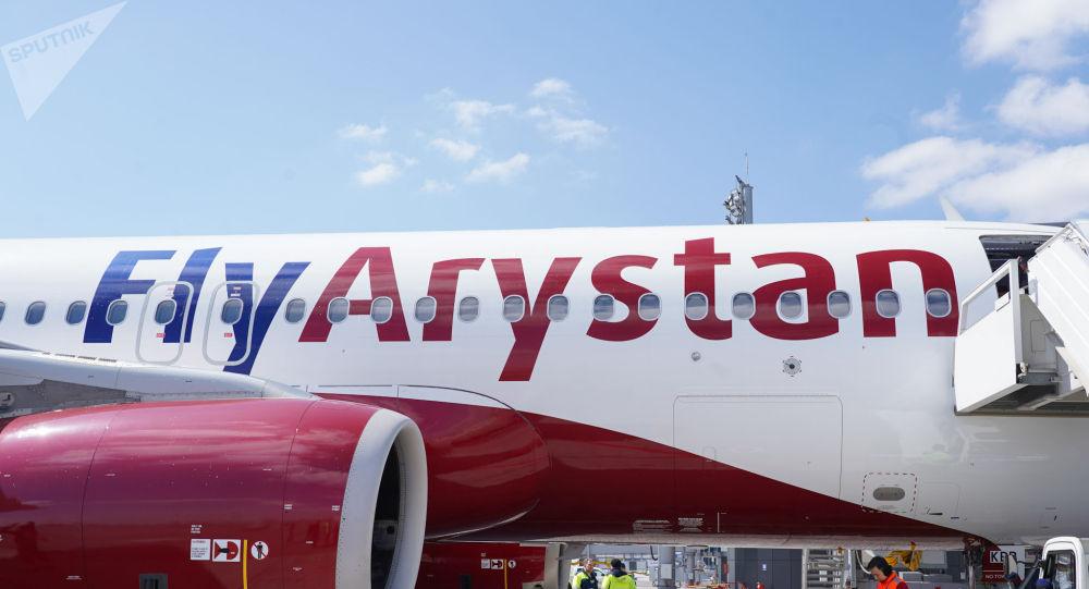 Самолет лоукостера Fly Arystan