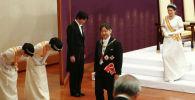 Новый император Японии Нарухито