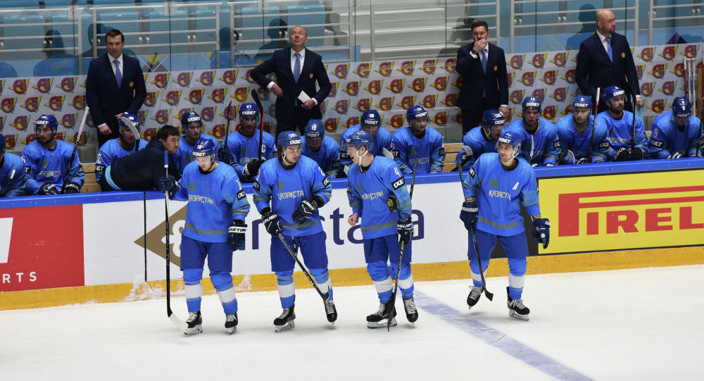 Игроки сборной Казахстана