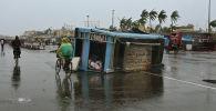 Последствия циклона Фани в Индии