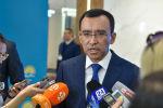 Первый заместитель председателя партии Nur Otan Маулен Ашимбаев