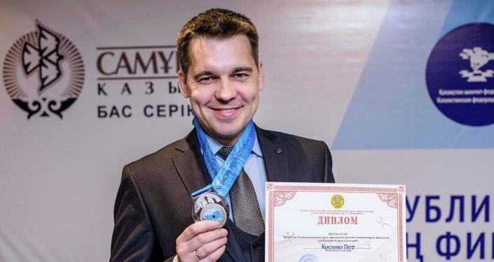 Петр Костенко