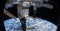 Союз с Федором пристыковался к МКС со второго раза