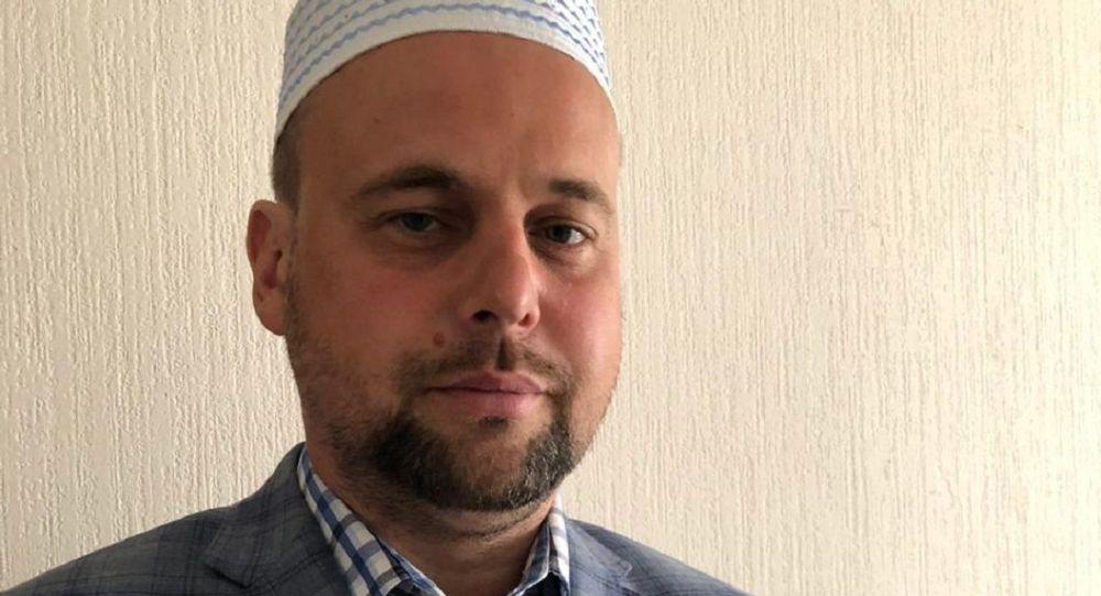 Имам казанской мечети Бишбалта Шавкят Абубекеров
