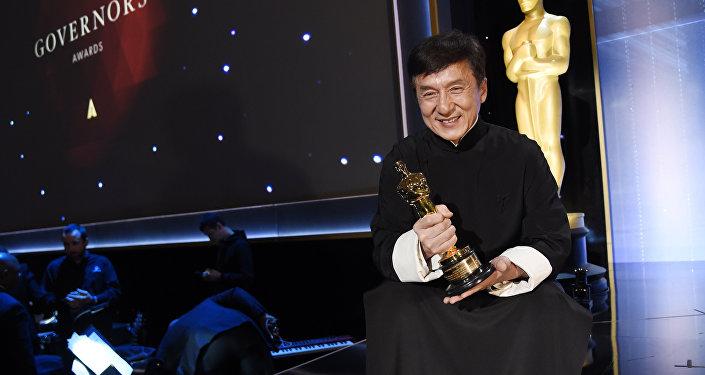 Джеки Чан Оскар сыйлығына ие болды