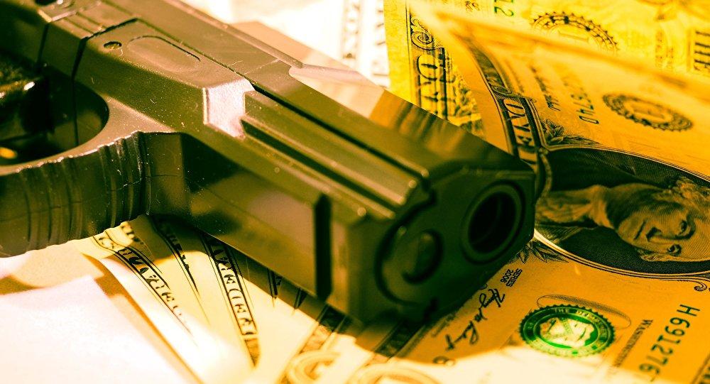 Деньги, ограбление