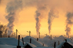 Зима в Омской области
