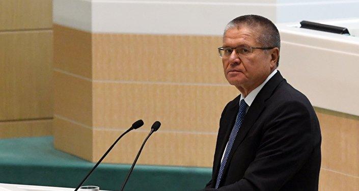 РФ экономикалық даму министрі Алексей Улюкаев