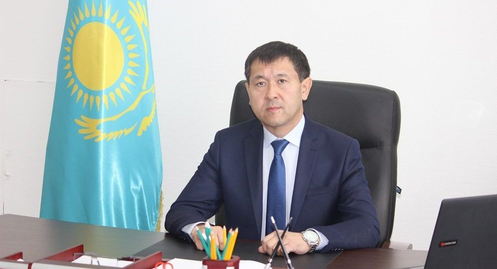 Жомарт Нуркенов