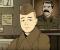 Кадр из мультфильма Скачков. Подвиг героя