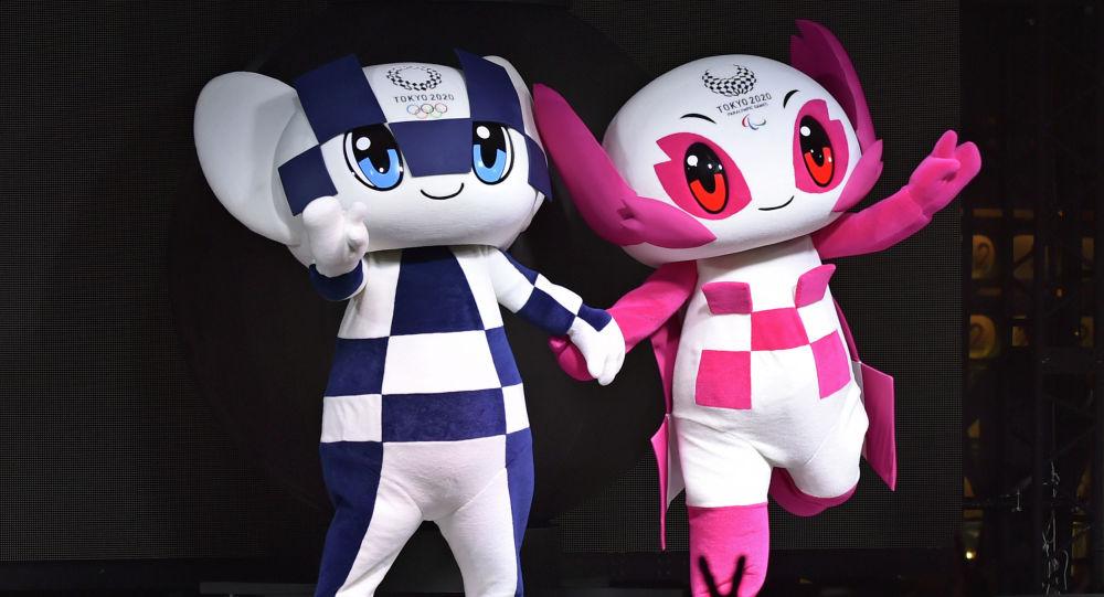 Талисманы Олимпийских игр в в Токио