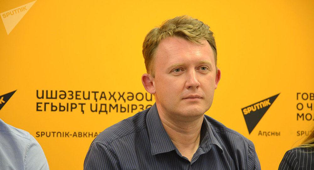 Военный историк, заместитель директора Государственного музея Боевой Славы имени В. Ардзинба Николай Медвенский