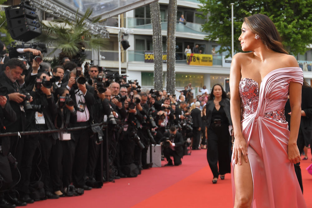Актриса Ева Лонгория.