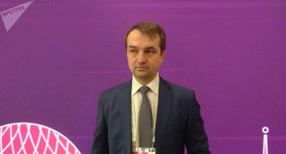 Помощник министра Евразийской экономической комиссии, руководитель проекта по цифровой трансформации Александр Петров