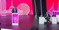 Председатель Совета директоров и временный генеральный директор Nokia Ристо Сииласмаа на  АЭФ 2019