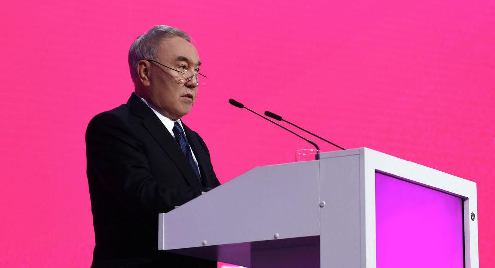 Елбасы Нурсултан Назарбаев принял участие в работе XII Астанинского экономического форума