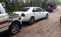 Автомобиль сбил трехлетнего ребенка