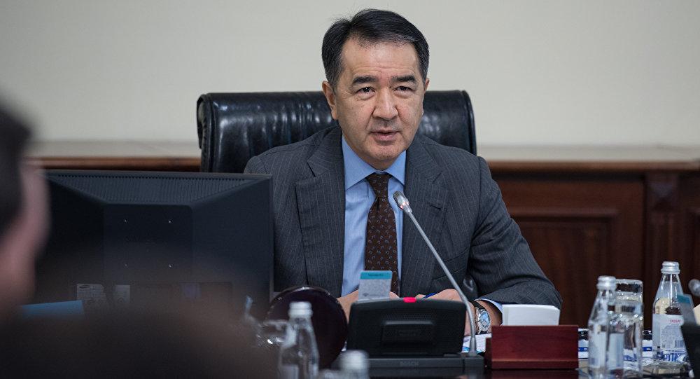 Бакытжан Сагинтаев освобожден от должности
