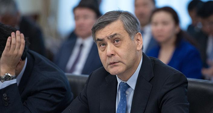 Нурлан Ермекбаев