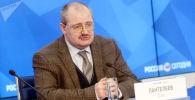 Исполнительный директор агентства Авиа Порт Олег Пантелеев