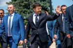 Украина президенті Владимир Зеленский
