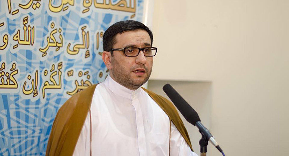 Теолог Гаджи Шахин Гасанли