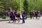 Выпускники столичных школ, архивное фото